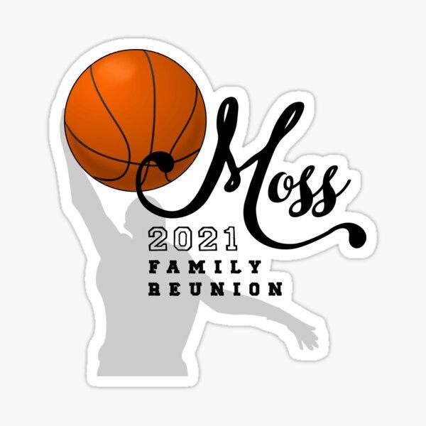 Design #1 Moss Family Reunion 2021 Sticker