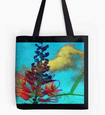 flora ... Tote Bag