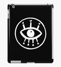 Eye of Destruction iPad Case/Skin
