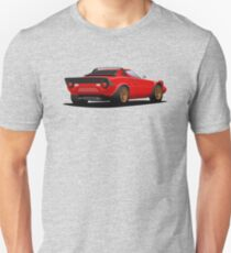 Stratos HF Stradale - Red T-Shirt