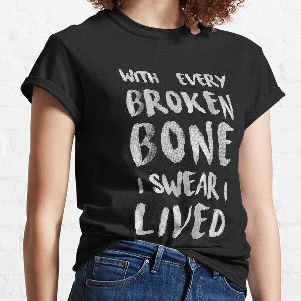 ONEREPUBLIC - I LIVED - BLACK Classic T-Shirt