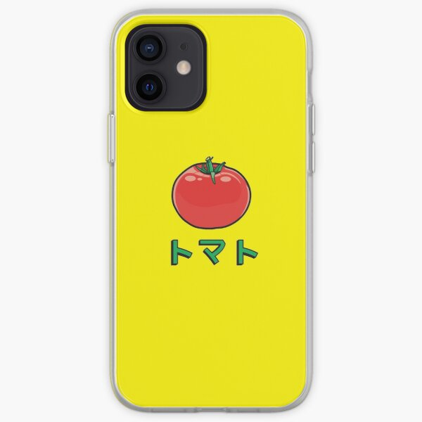 Tomato in Japan iPhone Soft Case