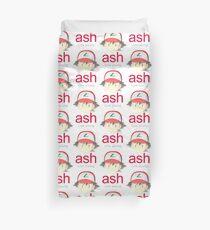 Ash K. Duvet Cover
