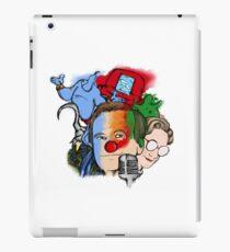 Tribut an Robin Williams iPad-Hülle & Klebefolie