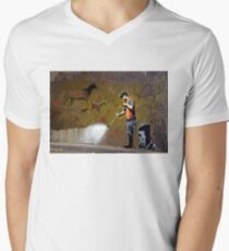 Council Worker by Banksy T-Shirt