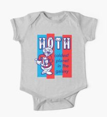 Coldest In The Galaxy - HOTH ICEE Kids Clothes
