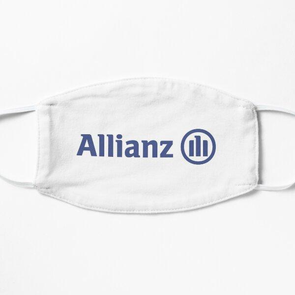 Allianz. Flache Maske