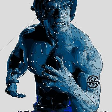 Blue Ferrigno by sick-boy