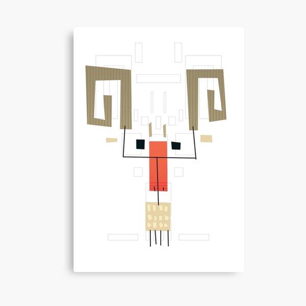 #03 - The Ibex Canvas Print