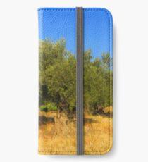 Olives Trees iPhone Wallet/Case/Skin