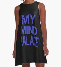 MY MIND PALACE A-Line Dress