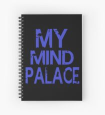 MY MIND PALACE Spiral Notebook