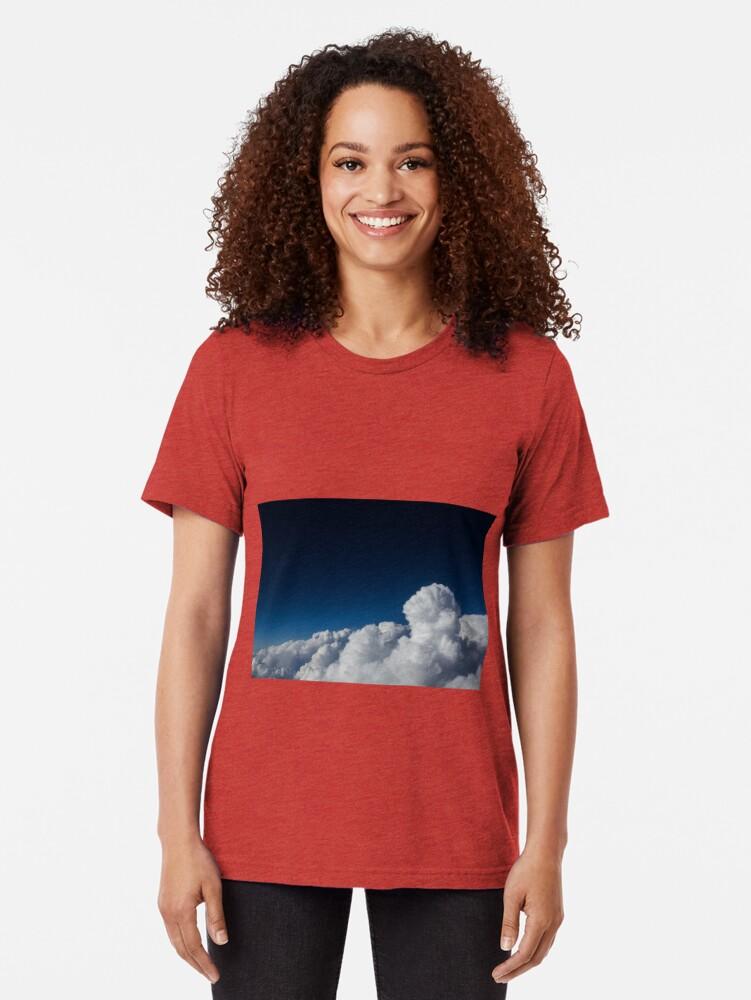 Alternative Ansicht von Clouds up High Vintage T-Shirt