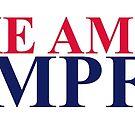 Make America Trump Free by borderbandit