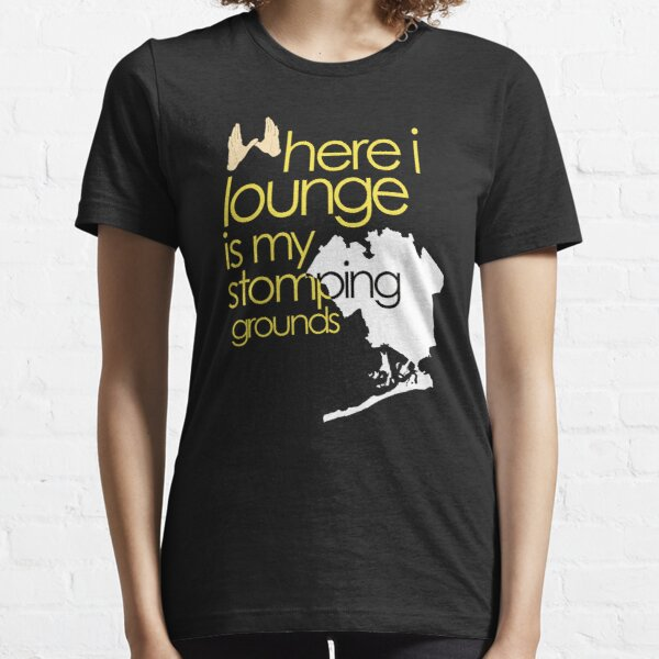 stomping grounds - queens Essential T-Shirt