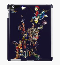 Renaissance Europe National Personification Map iPad Case/Skin