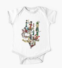 Renaissace Eastern Europe National Personifications Map Kids Clothes
