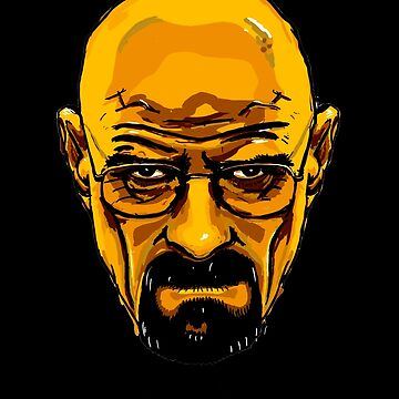 Walter White - Heisenberg - Breaking Bad by ptelling