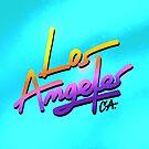 Los Angeles by TokyoCandies
