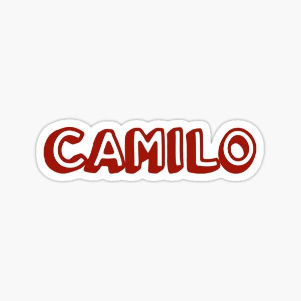 CAMILO Pegatina
