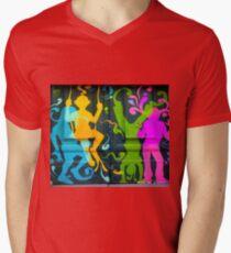 Kids Men's V-Neck T-Shirt