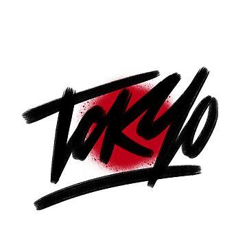 Tokyo by TokyoCandies