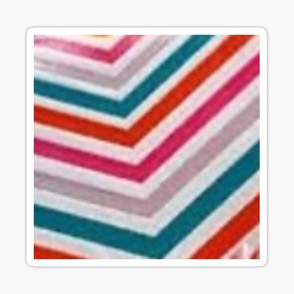 Copy of design rainbow colors Sticker