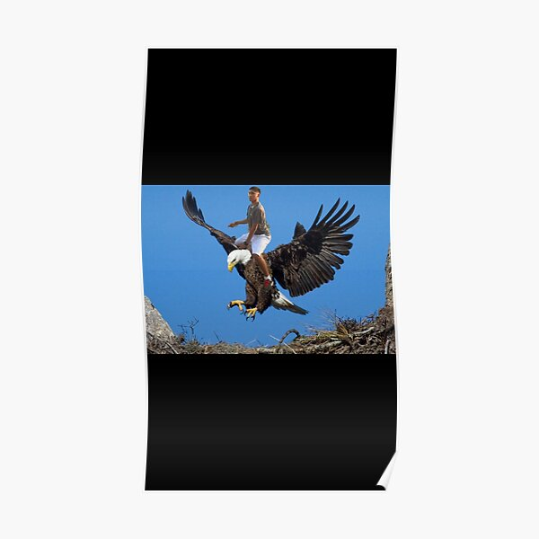 DANYA Eagle Poster