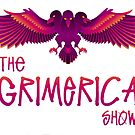 Grimerica Show Art by listener Caley C without Background by Grimerica