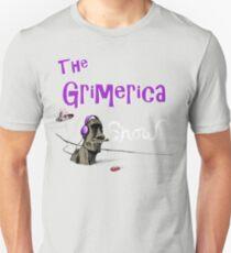 Classic Grimerica Logo No Background Slim Fit T-Shirt