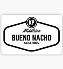 Kim Possible Bueno Nacho Sticker