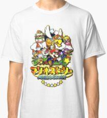 JP Paper Mario Box Art/ Mario Story マリオストーリー Box Art Classic T-Shirt
