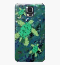 Meeresschildkröten Hülle & Klebefolie für Samsung Galaxy