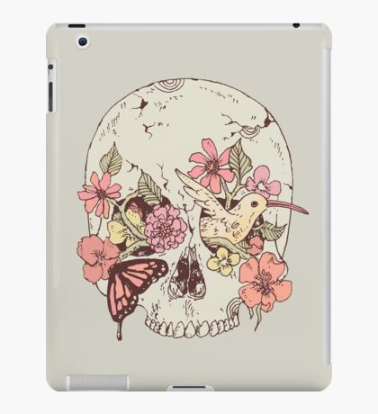 Life in Your Eyes iPad Case/Skin