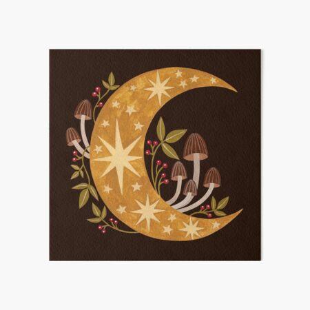 Luna del bosque Lámina rígida
