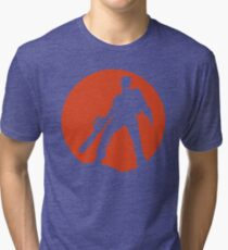 Ash vs The Evil Dead Tri-blend T-Shirt