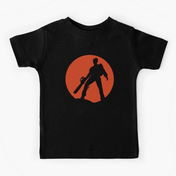 Ash vs The Evil Dead (Red) Kids T-Shirt