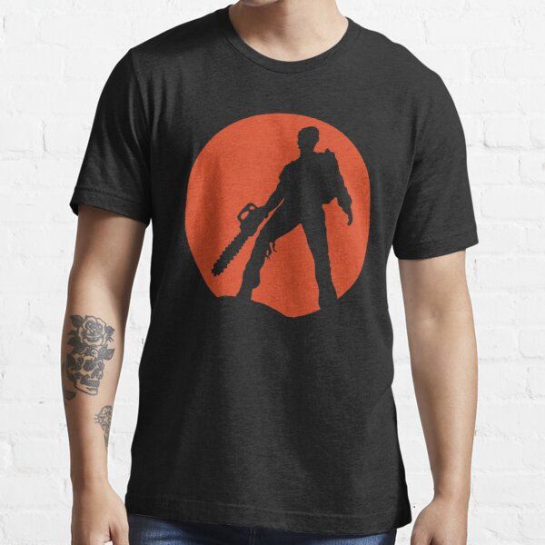 Ash vs The Evil Dead (rojo) Camiseta esencial