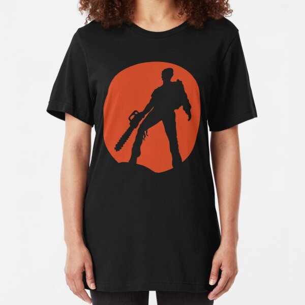 Ash vs The Evil Dead Slim Fit T-Shirt