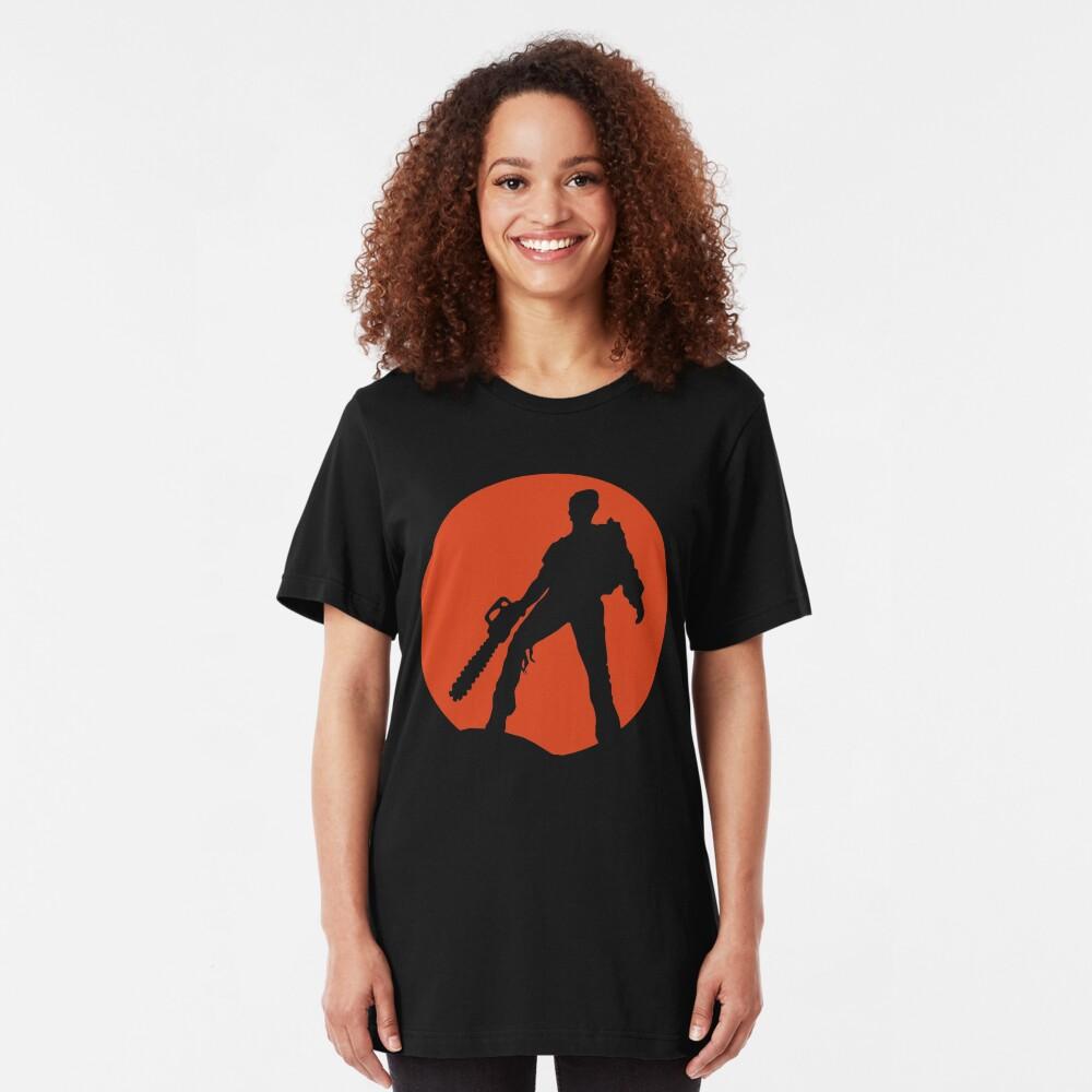 Ash vs The Evil Dead Camiseta ajustada