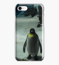 Penguin Portrait iPhone Case/Skin
