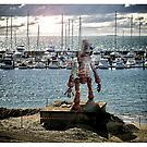 Robot at Blairgowrie by Yanni