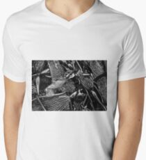 Kelp I BW Mens V-Neck T-Shirt
