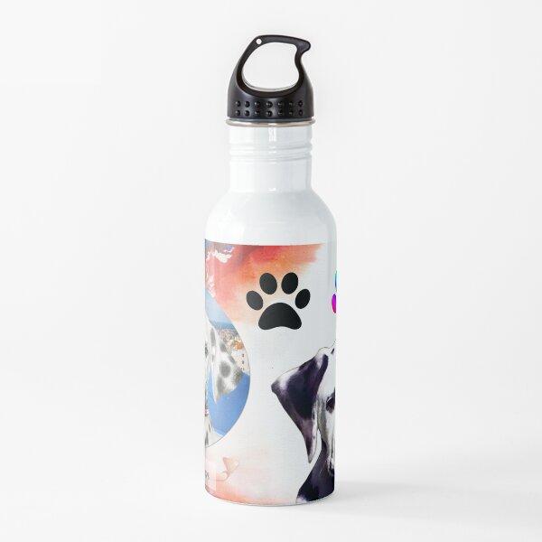 Ambasssador Laila, the Dalmatian Trinkflasche