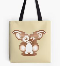 "Gremlins ""Don't Feed After Midnight."" Gizmo Movie 8-bit Tote Bag"