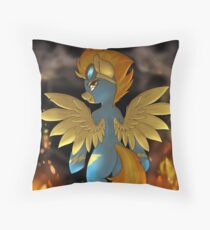 "Spit Fire ""So Light em Up"" Throw Pillow"