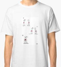 2 hearts  Classic T-Shirt