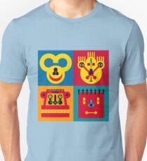 Happy Town Faces 2 T-Shirt