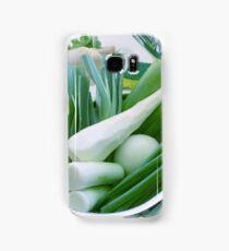 Vegetables Samsung Galaxy Case/Skin