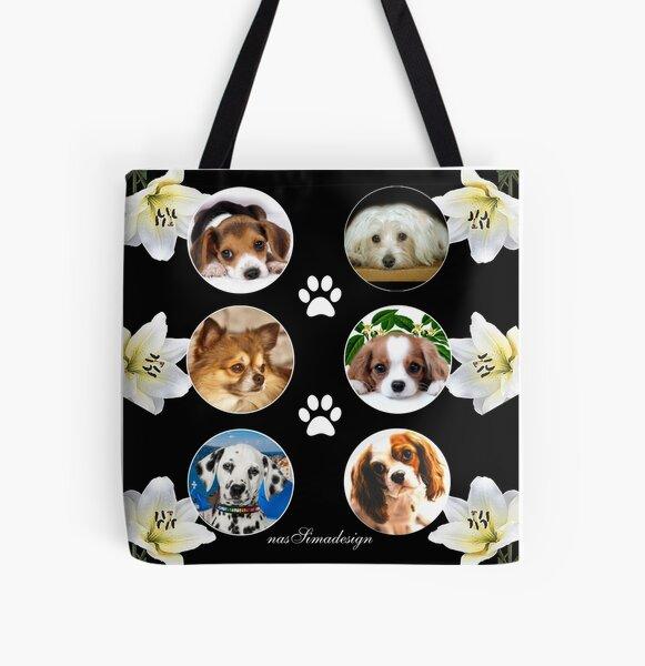 Lily's Ambassadors Allover-Print Tote Bag